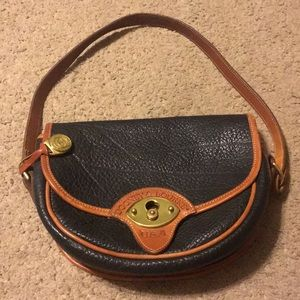 Vintage Dooney & Bourke All-weather Leather bag